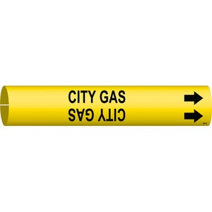 4027-B 4027-B CITY GAS/YEL/STY B
