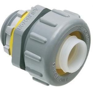 "NMLT50 1/2"" PVC LT STRAIGHT CONN"