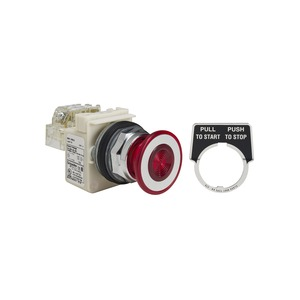 9001KR9P35RH13 PUSHBUTTON