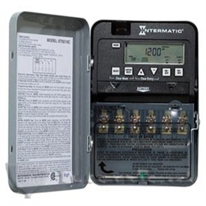 ET1705C 120 7DAY ELECTRONIC TIMER