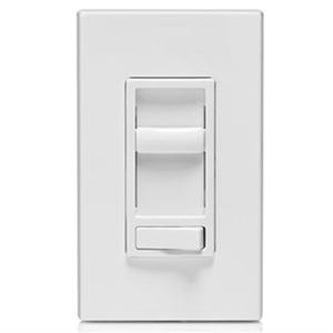 6674-P0W SLIDE DECORA DIMMER WH 1P/3W