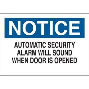 22528 DOOR SIGN
