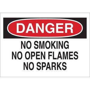 25082 NO SMOKING SIGN