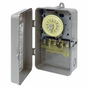 T102P TIME CLOCK SPST W/P 208277V
