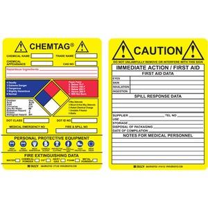 CHEM-CTI500 CHEMTAG INSERTS