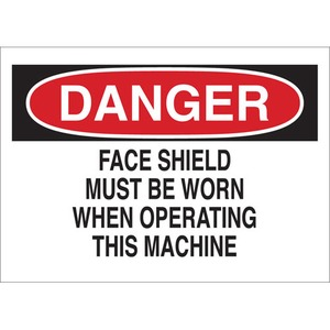 22976 PROTECTIVE WEAR SIGN