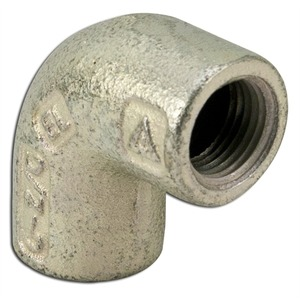ELF9075 90° FEMALE CONDUIT ELBOW