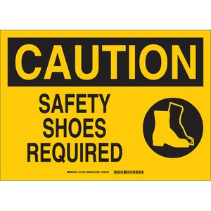 25895 PROTECTIVE WEAR SIGN