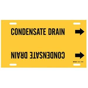 4036-G 4036-G CONDENSATE DRAIN YEL/BLK S