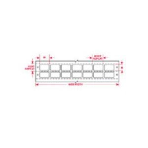 """DAT-10-637-10 1.250 INX0.375""""  (31.75 MM"""