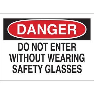 22605 EYE PROTECTION SIGN