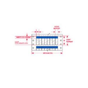 """DAT-34-292-BL 1.000 INX1.437""""  (25.40 MM"""