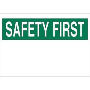 25371 SAFETY FIRST HEADER