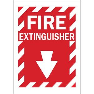 25717 FIRE SIGN
