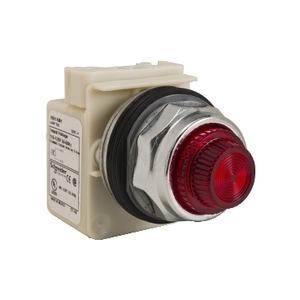 9001KP1R31 PILOT LIGHT RED XFMR 120VAC