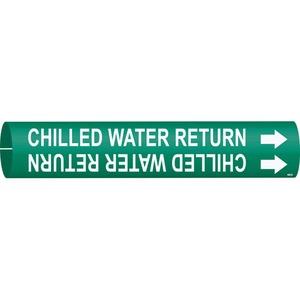 4023-B 4023-B CHILLED WATER RETURN/GRN/S