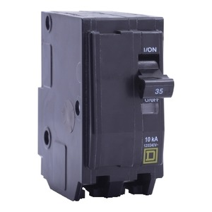 QO260  BREAKER 2P 60A PLUG ON