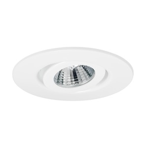 "V4040WH 4"" LV TRIM FLUSH GIMBL MR16"