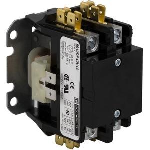 8910DP42V14 CONTACTOR 600VAC 40AMP DP +