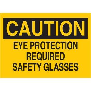 22584 EYE PROTECTION SIGN