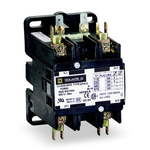 8910DPA32V02U1 CONTACTOR 600VAC 30AMP DP