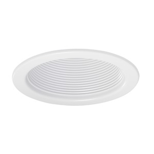 "V4034WWH POT LT TRIM 4"" WHITE BA"