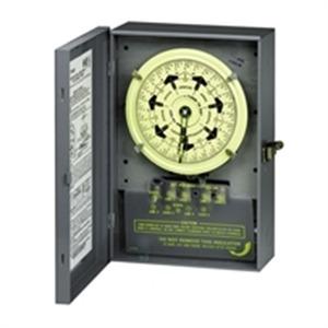 T7801B TIME CLOCK 7DAY 2NO/2NC 125V