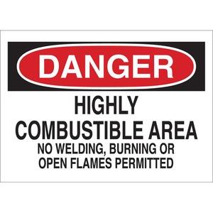 25675 FIRE SIGN