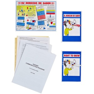 BR801B PRINZING BINDER PACKAGE BILINGUAL