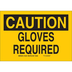 22403 PROTECTIVE WEAR SIGN