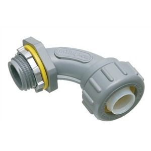 "NMLT90100 1"" PVC LT 90 DEG CONN"