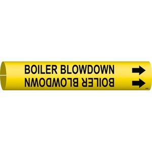 4015-B 4015-B BOILER BLOWDOWN/YEL/STY B