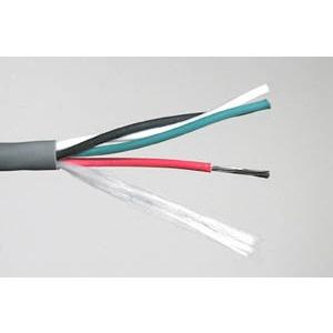 4C18  NS PVC/PVC FT4 GRAY 105c 600v