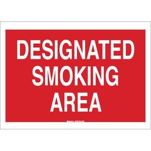 25108 NO SMOKING SIGN