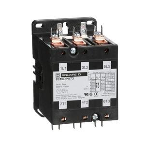 8910DPA73V09 CONTACTOR 600V