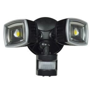 MS2HS28A5KBLK180 2HD LED SENSOR LHT BLK