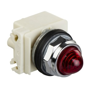 9001KP32R9 PILOT LIGHT 14V 30MM TYPE K +