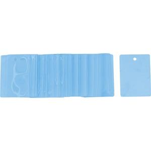 23323 BLUE LAMINATOR POUCHES