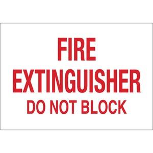 25720 FIRE SIGN