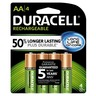 "DX1500B4N ""AA""-4 PACK RECHARGEABLE"