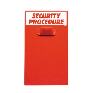 CB322E PRINZING SECURITY PROCEDURE CLIPB