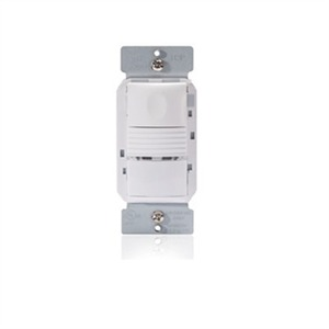 PW301W PIR WALL SW OS 120/277V WHITE