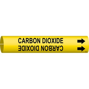 4019-A 4019-A CARBON DIOXIDE/YEL/STY A