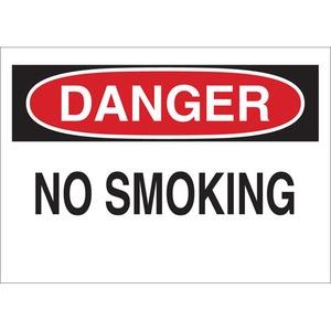 25077 NO SMOKING SIGN