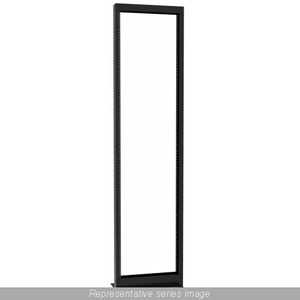 RB2P77 44U DOUBLE-TAPPED 2-POST RACK