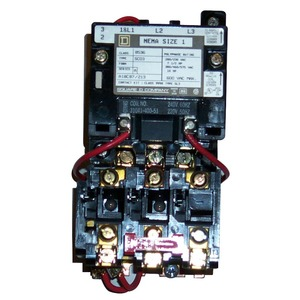 8536SCO3V03S STARTER 600VAC 27AMP NEMA +