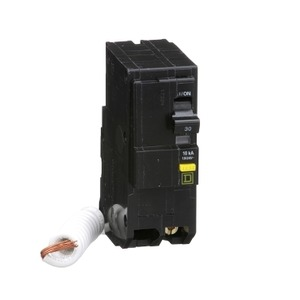 QO230GFI BREAKER PLUG ON 30A 2P GFI