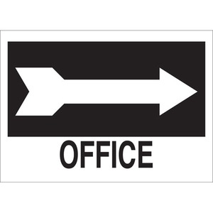 22465 DIRECTIONAL & EXIT SIGN