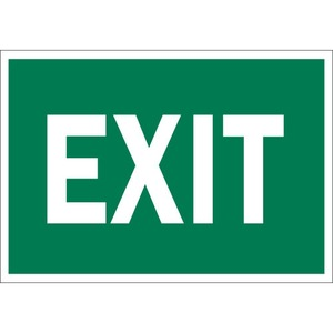 22493 DIRECTIONAL & EXIT SIGN