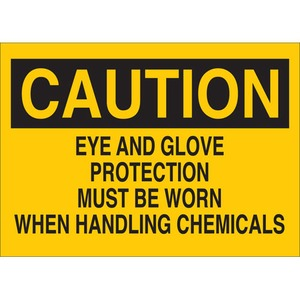 22277 PROTECTIVE WEAR SIGN